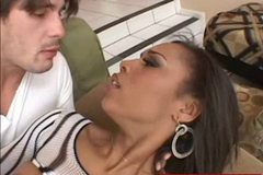 Misty Stone Gets A Big Beefy Cock