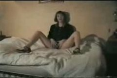 Blind Folded Wife Takes Two BBC