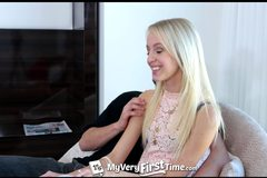 Sierra Nevadah tries anal with boyfriend for first time