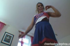 Aleska Diamond Cheerleader