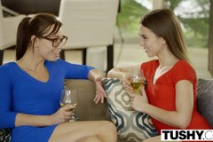 Riley Reid First Double Penetration