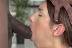 Classy Wife Jade Nile Enjoys BBC for her Husband