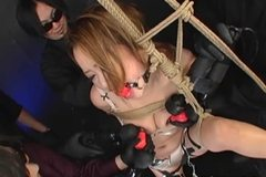 Dominated By FemDom With ElectroStim