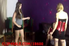 DOMINATRIX BRAZIL SEVERE FACESLAPPING