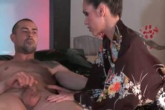 Latin Masseuse with a happy ending