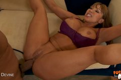 Sexy Asian Gets Fucked In The Ass By A Big Black Cock!