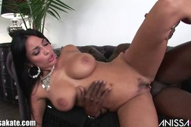AnissaKate Black Sex Addict - Part 01