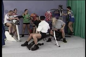 Gang Bang Workout