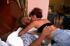 Interracial Kissing 2