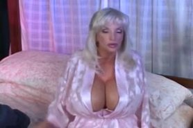 Huge-titted Mature Cougar Cheats on Hubby