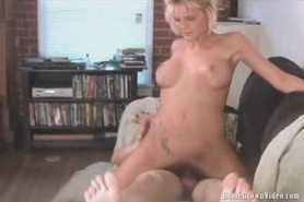 HomegrownVideos - Hot Blonde Daisy Gives Screech Grind