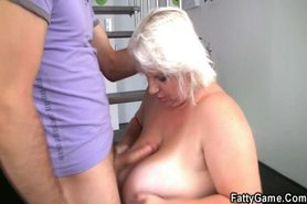 Photosession leads to BBW sex