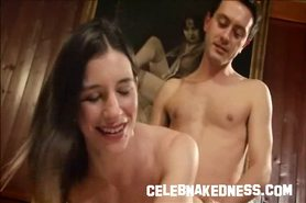 Celeb hardcore sex in mainstream movie nude doggy style