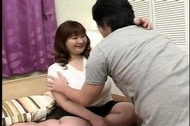 Plump Japanese BBW  Gets Fucked Hard