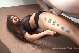 Asian satisfaction girl