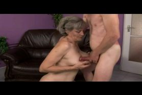 Granny Plays With Old Man by TROC