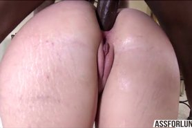 Damn big ass Virgo goes hardcore anal with her bf with a BBC