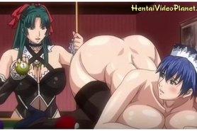 Nympho Anime Girls In Sex Training
