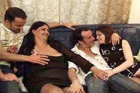 French mature foursome Pt1