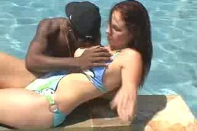 Gianna Michaels Interracial Threesome