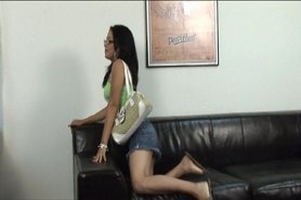 Violation of hairy first timer andrea kelly S06