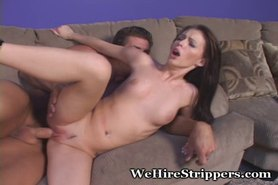Hot Spinner Fucked By Older Guy