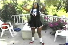 Jessica-Black cheerleader bang