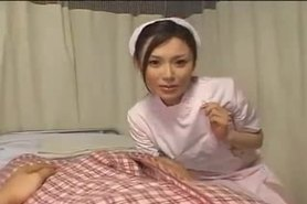 Japanese social insurance is worth it ! - Caught by the nurse - Japanese nurse 12