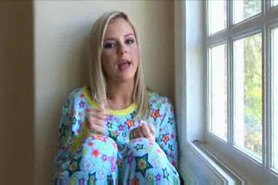 Bree Olson - Interview and Strip