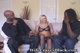 Always A Hot Slut For Black Cock
