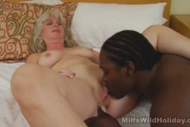 Milf On Vacation Stacey Sucks A Big Cock