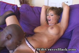 Cock Craving Wife Fucks