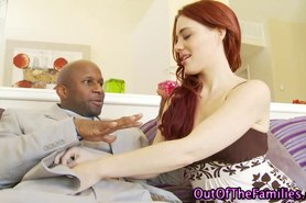 Real interracial stepdaughter ho