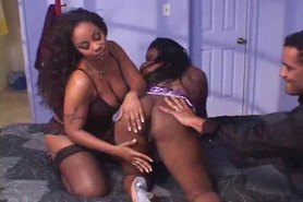 Black Lesbians Licking All Holes
