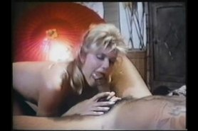 Ginger Lynn at Tattoo Parlor