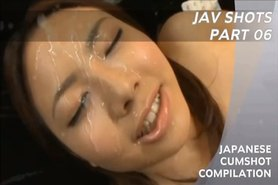 Jav Shots 06 - Japanese Cumshot Compilation