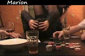 Poker game interrupted...F70