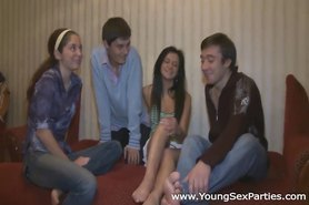 The best way to learn about group sex is try it
