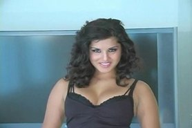 Beautiful in black tights