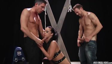 Jada Stevens anal and double penetration fucking TNAFlix Porn Videos