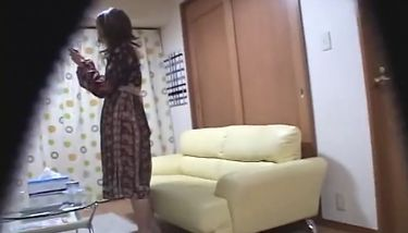 Horny Japanese Wives Massaged and then Fucked at Home 1 - CM ...