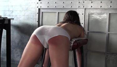 Panties Punishment Bend Over Gif