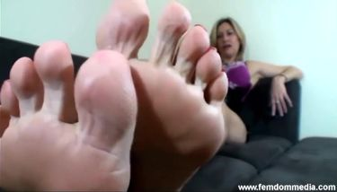 Matures Feet Joi