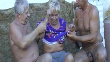 Old nanny porn