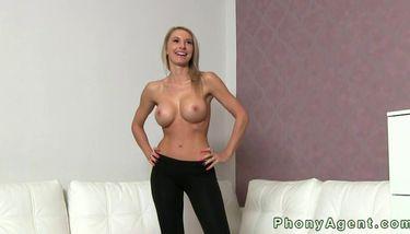 skinny blondes big tits