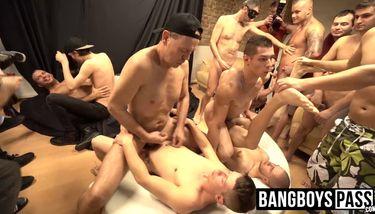 Male shower sex blog