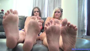 Raz feet taylor The Foot