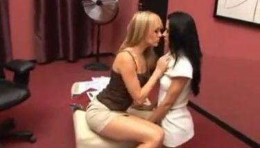 Chloe Nicole Skye Blue Femdom Lesbian Girl On Girl Lesbians