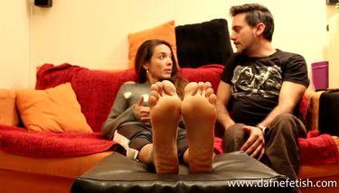 Foot Worship Porn Video