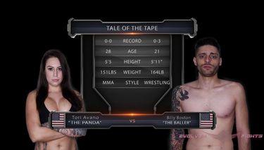 Sexy Latina Wrestler Tori Avano Takes on Hapless Billy Boston ...